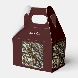 Invisible Wedding Favor Box