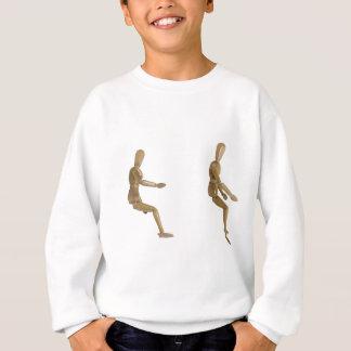 InvisibleBicycle060509 Sweatshirt