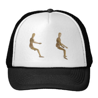 InvisibleBicycle060509 Trucker Hat