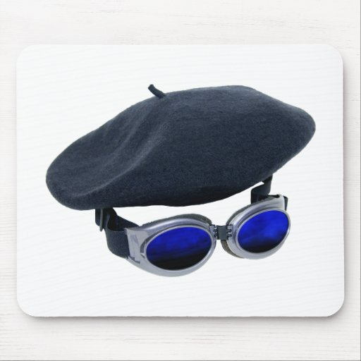 InvisibleMan040309 Mousepads