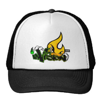 invision png format trucker hat