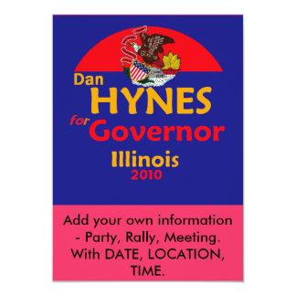 Invitación 2010 del gobierno de HYNES