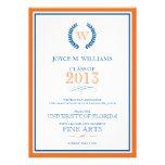 Invitación 2013 de la graduación