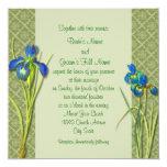 Invitación 2 del jardín del iris