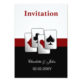"""INVITACIÓN 5"""" X 7"""""""