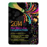 Invitación adaptable 2014 del fiesta de los Años