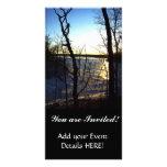 Invitación adaptable del acontecimiento de la pues tarjetas fotograficas personalizadas