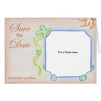 Invitación adornada del boda de la belleza tarjetas