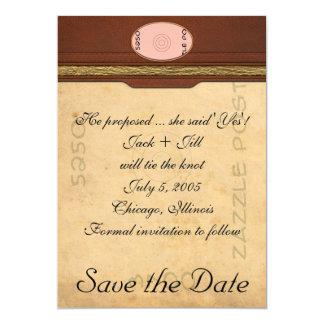 Invitación - ahorre la fecha