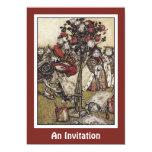 Invitación: Alicia y país de las maravillas -