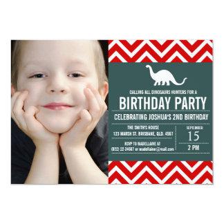 Invitación animal del cumpleaños de la foto de