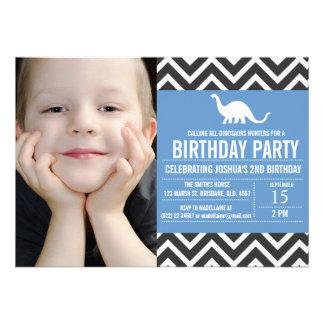 Invitación animal del cumpleaños de la foto de Che