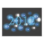 Invitación - Año Nuevo 20xx Invitación 12,7 X 17,8 Cm