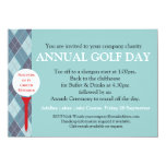Invitación anual del acontecimiento del grupo de