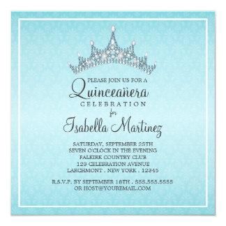 Invitación atractiva de la celebración de invitación 13,3 cm x 13,3cm