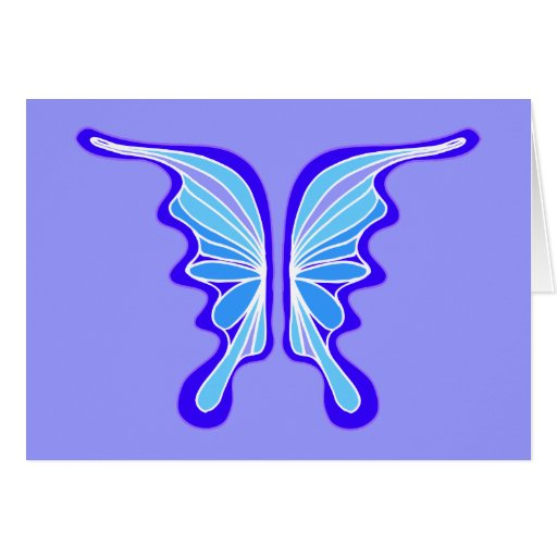 Invitación azul brillante del fiesta de la tarjeta de felicitación