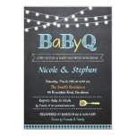 Invitación/Babyq de la fiesta de bienvenida al