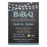 Invitación/Babyq de la fiesta de bienvenida al beb