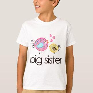 Invitación banal de la camiseta de la hermana