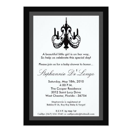invitación blanca de la fiesta de bienvenida al