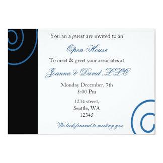 Invitación corporativa del fiesta de la diversión