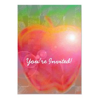 Invitación de Apple del profesor