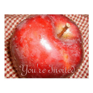 Invitación de Apple Postal