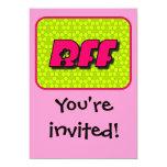 Invitación de BFF