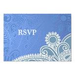 Invitación de boda del Victorian de RSVP Invitación 8,9 X 12,7 Cm