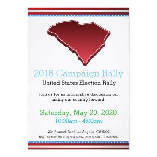 Invitación de Carolina del Sur de la reunión de
