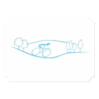 Invitación de ciclo del diseño