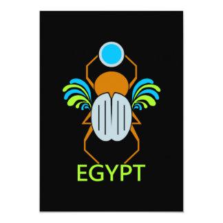 Invitación de EGIPTO - personalizar