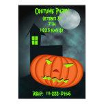 Invitación de Halloween Invitación 12,7 X 17,8 Cm