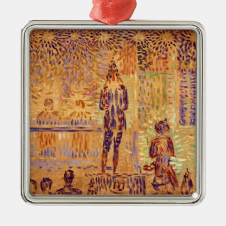 Invitación de Jorte Seurat- 'al Sideshow Ornamentos Para Reyes Magos