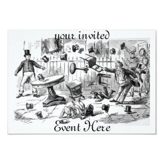 Invitación de la actividad de Poltergiest