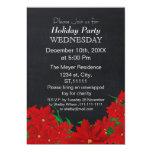Invitación de la celebración de días festivos de invitación 12,7 x 17,8 cm