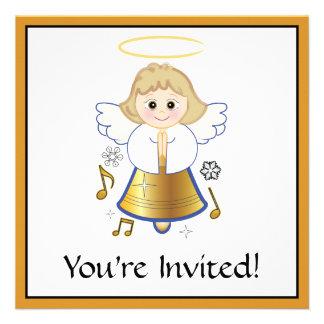 Invitación de la celebración de días festivos de B