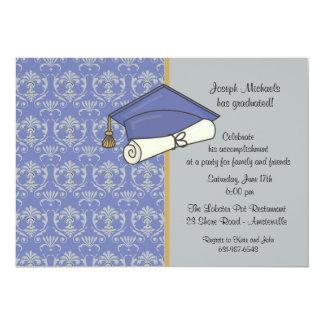 Invitación de la celebración de la graduación