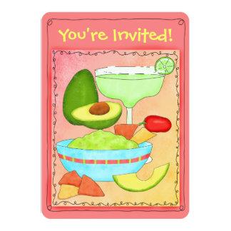 Invitación de la celebración del fiesta del