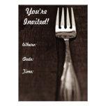 Invitación de la cena