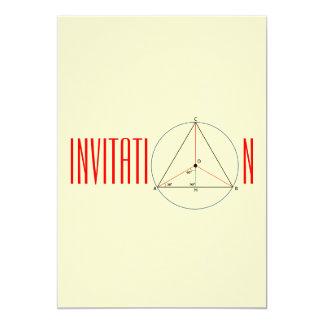 Invitación de la circunferencia