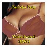 Invitación de la despedida de soltero