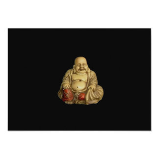 Invitación de la estatua de Buda