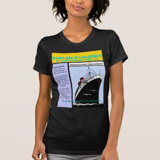 Invitación de la expedición de Pabodie Camisetas