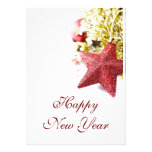 Invitación de la Feliz Año Nuevo