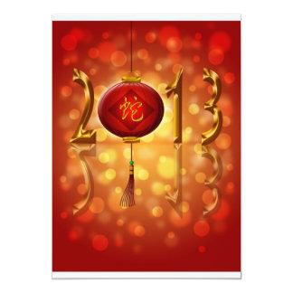 Invitación de la Feliz Año Nuevo 2013
