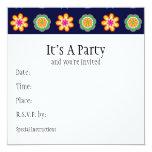 Invitación de la fiesta invitación 13,3 cm x 13,3cm