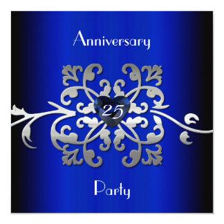 Invitación de la fiesta de aniversario que se casa invitación 13,3 cm x 13,3cm