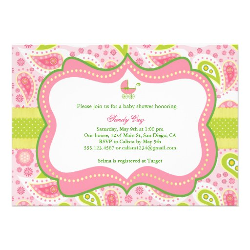 Baby Shower Printable Invitations was perfect invitations ideas