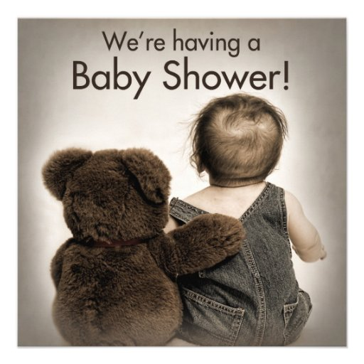 Invitación de la fiesta de bienvenida al bebé (2)